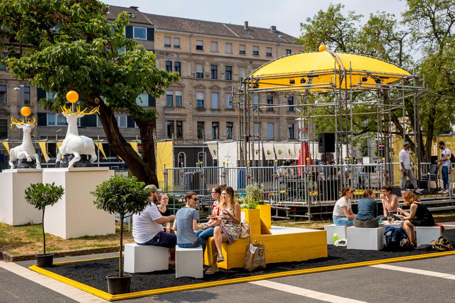 Mannheimer Sommer 2018 | Potluck | FOTO. Lys Y. Seng